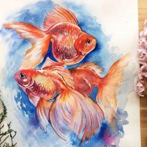 «Рыбки»