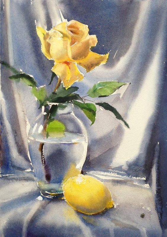«Роза и лимон»