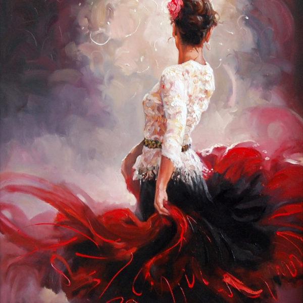 «В танце»