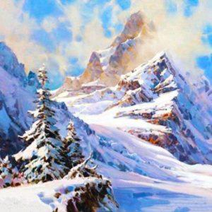«Снежные горы»
