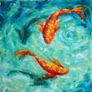 «Золотые рыбки»