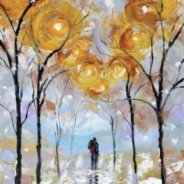 «Осенняя прогулка»