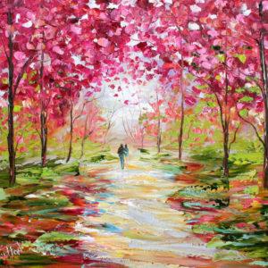 «Розовый сад»